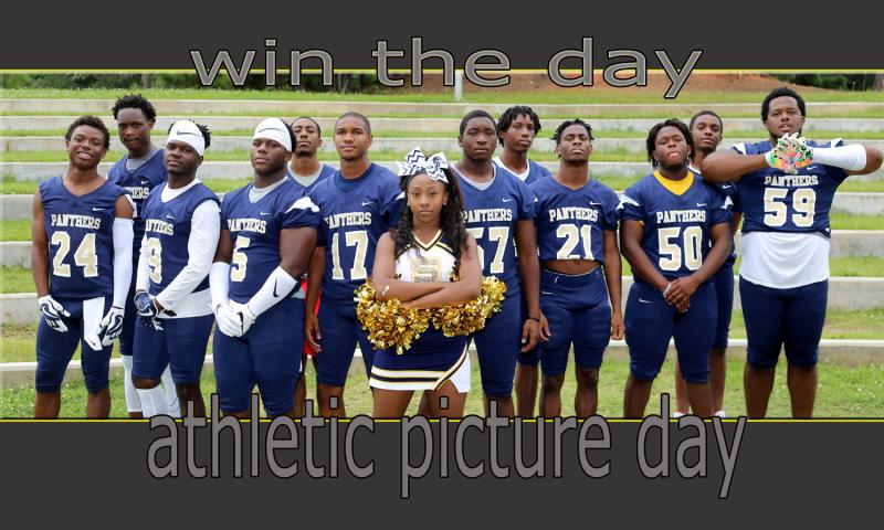 athletic picture day